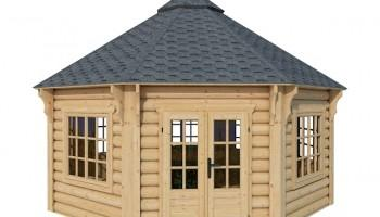 Self build lodges for Build your own garden room